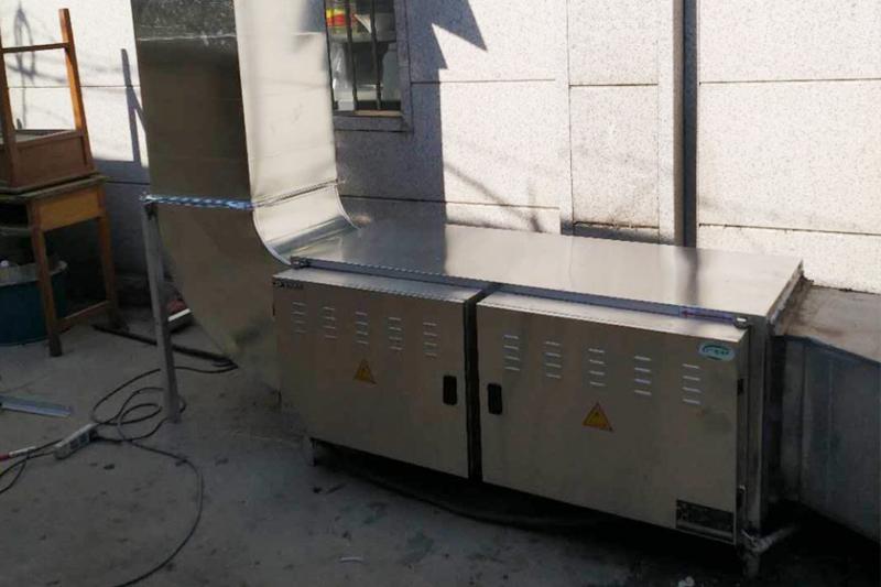 酒店厨房通风设备