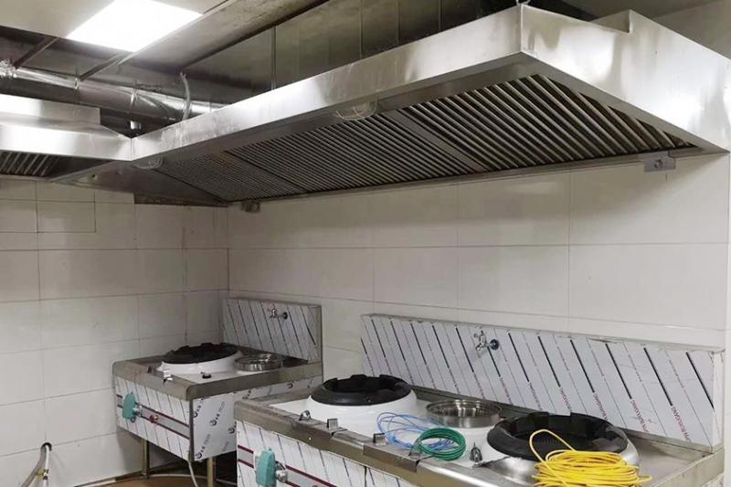 饭店厨房排烟罩