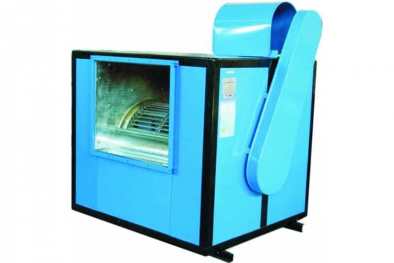 不锈钢厨房排烟风柜