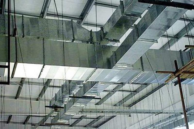 风管安装应符合的条件及要求